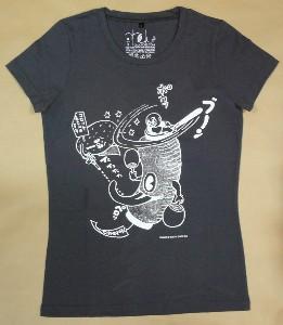 ちょうちんTシャツ